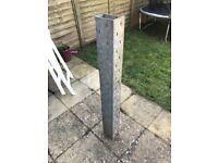 Steel lintel 1200mm
