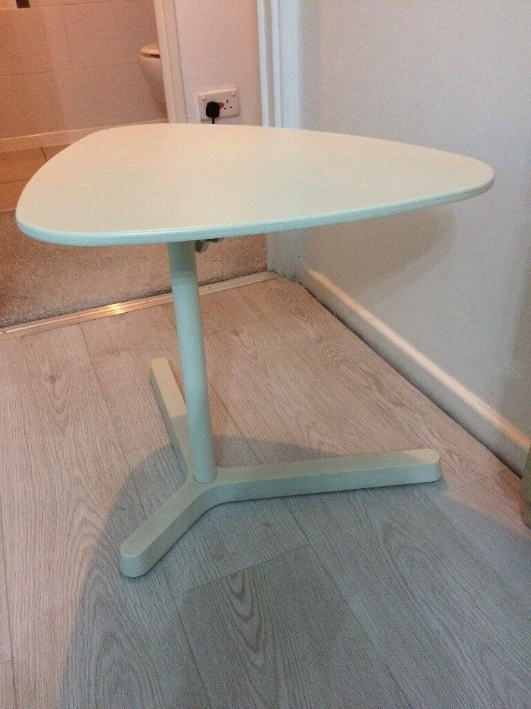 White side table from ikea!!!