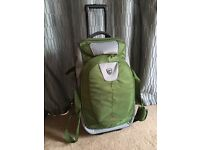 Expanding Suitcase/Backpack - High Sierra - Hardly Used