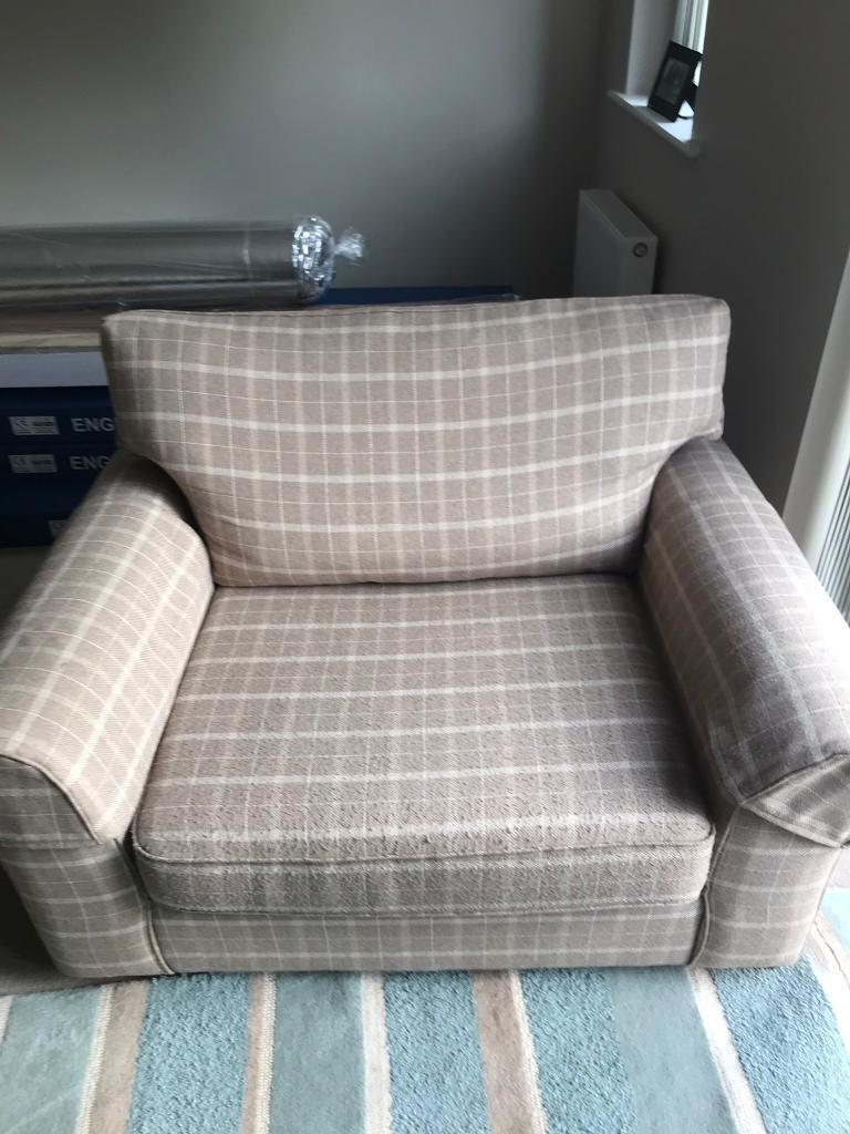 Next Snuggler Chair Single Sofa Bed