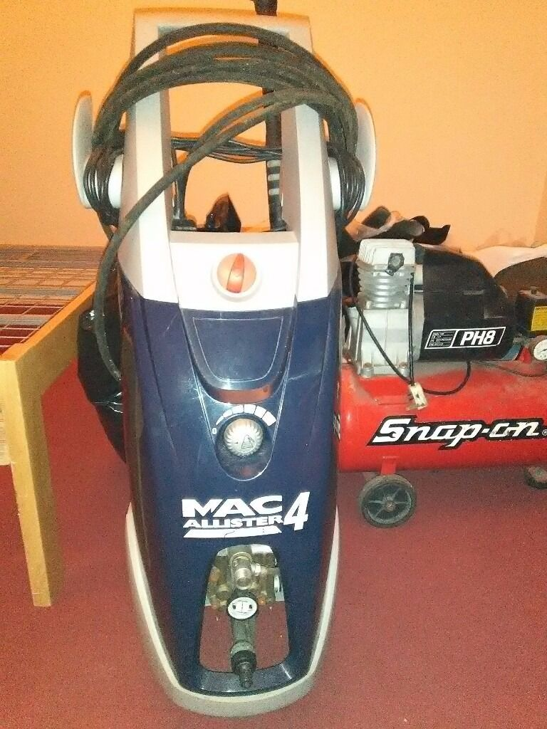 Trade size jet washer and TFR