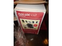 baby car seat with quick release base still boxed