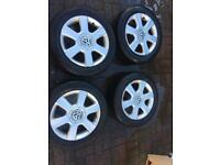 Golf gt tdi alloys 5x112