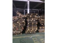 Pallets for sale in Portadown town centre