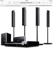 Sony DAV DZ660 Home Cinema System