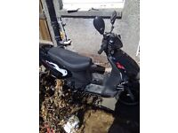 lexmoto moped spares or repairs