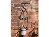 Garden wall hangers