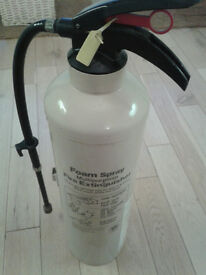 Foam Fire Extinguisher - 6L