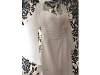 Bridal gown size 16