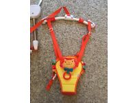 Munchkin Bounce and Play Bouncer for Baby