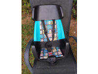 Hamax Discovery 103 de luxe child carrier