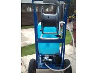 water fed pole £350 ONO - WFP / WATER FED POLE - REACH AND WASH