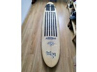 Mini Mal Surfboard 7'6""