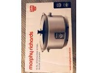 Morphy Richards SLOW COOKER - unopened + new