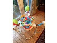 Fisher price Rainforest Jumperoo- great condition