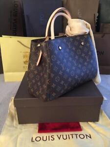 Louis Vuitton Montaigne MM ( More Styles Brands Available)