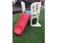 Little Tikes Chute perfect for 1-3yr olds. Great condition. Advice van for pick up.