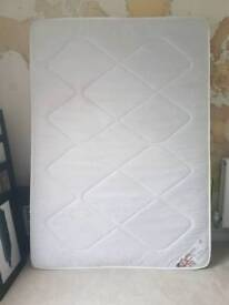Standard Double Mattress - Like New (Read Description)