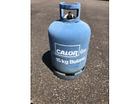 Gas Bottle EMPTY Butane 15kg