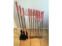 Full Set Of Ram Golf Clubs..Ideal For First Set.