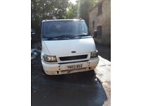 Ford transit tipper for spares or repairs