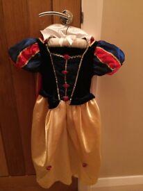 3 x Disney Princess Dresses