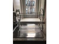 Brand new 2 tier dish drainer for sale Glasgow Westend
