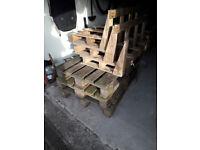 6 x Pallets for Sale
