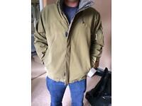 Genuine Salomon Ski Jacket with inner jacket