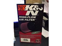 For Sale Brand New K&N TYPHOON COLD AIR INTAKE SYSTEM INDUCTION KIT 69-8753TS RRP £290