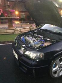 Vauxhall Astra sri turbo z20let 300bhp