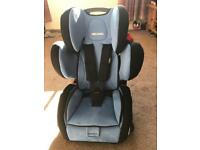 Recaro young sport hero high back booster seat