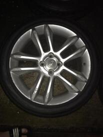 """Vauxhall Corsa/Astra 17"""" ALLOY Wheels"""
