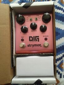 Strymon Dig Duel Digital Delay