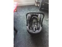 Silver Cross ventura limited edition baby car seat for sale.