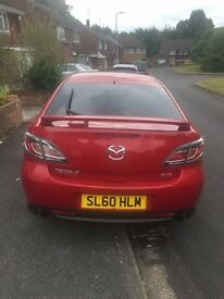 Mazda 6 Takuya for sale (Colour - Red)