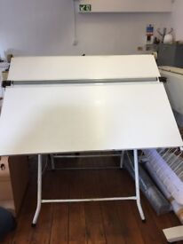 Stratton A0 Drawing Stand Board with Weymouth Parallel Motion