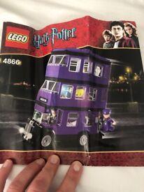 Lego Harry Potter 4866