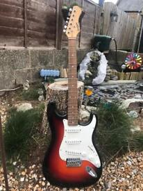 Ion electric guitar