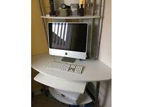 iMac for sale and corner computer desk