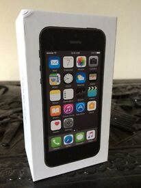Brand new sealed iPhone 5s 16gb