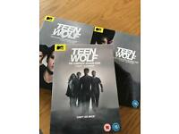 Teen Wolf - seasons 3, 4 & 5