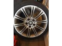 "BMW 18"" alloys"