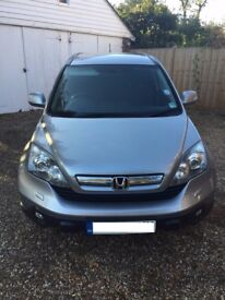 Honda CR-V 2.2 i-CDTi ES - Lovely 4x4 in Great Condition with only 2 owners from new