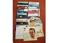 27 LP RECORDS MAINLY ORIGINAL 60'S ISSUES