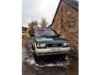Isuzu Big horn 3.1 1997