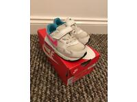 Nike trainers (infant size 7)
