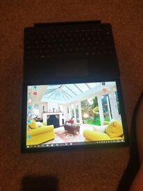 Microsoft Surface Pro 5 1796 Intel Core I5-7thGen-8GB-128ssd