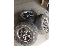 Land rover Discovery 2 Wheels / Alloys