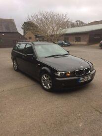 BMW E46 320d 2004 **new turbo**